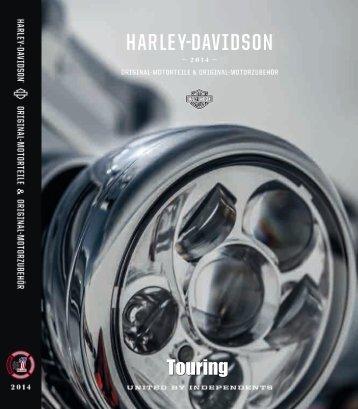 touring - Harley-Davidson Dresden