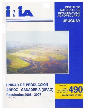 Acceda a la publicación en formato pdf (2 Mb). - Inia