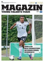 young talents team - HSV