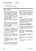 Bedienungsanleitung B 345.............. B 345-CE........ - Hunger ... - Seite 6