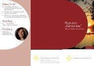 Hospizkurs End-Lich Leben - Palliatives Hospiz Solingen