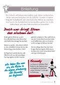 FIRST STEPS - Lawaetz - Service GmbH - Seite 3