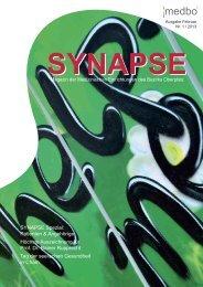Synapse 01/2013 - medbo