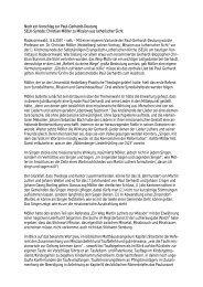 Noch ein Vorschlag zur Paul-Gerhardt-Deutung SELK-Synode ...