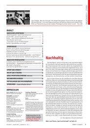 Download des Sport in Baden Nr. 01/04 - Badischer Sportbund Nord ...