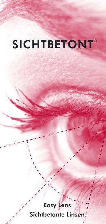 Burg Easy Lens Web - Sichtbetont
