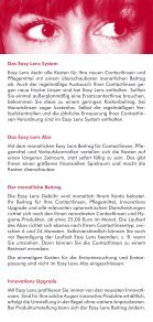 Burg Easy Lens Web - Sichtbetont - Page 3