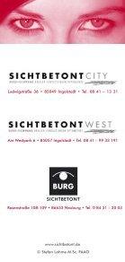 Burg Easy Lens Web - Sichtbetont - Page 6