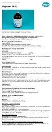 Veparfer 20 % - Veyx-Pharma GmbH
