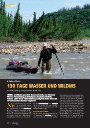 Gegen den Strom FERNWEH Yukon/Alaska - Walter Steinberg