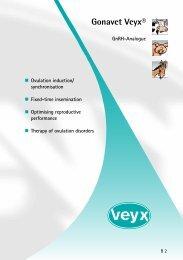 Veyxyl® Tabs Gonavet Veyx® - Veyx-Pharma GmbH