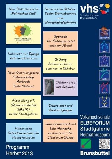 Programmheft Download als pfd (14MB) - Volkshochschule ...