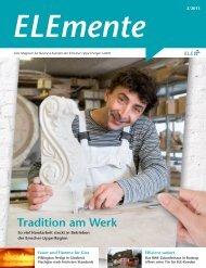 ELEmente 2/13 - Emscher Lippe Energie GmbH