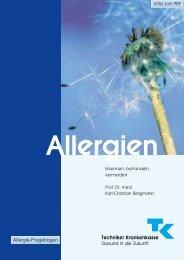Allergien - Techniker Krankenkasse