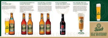 Als PDF downloaden - Brauerei Bosch