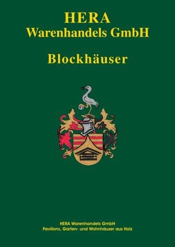 zum Download - Blockhäuser