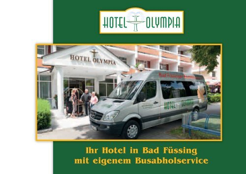 Download als PDF - Hotel Olympia