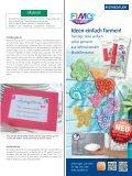 Bastelzeit Bastelzeit Magazin Mai / Juni 2013 - Kunst und Kreativ - Page 7