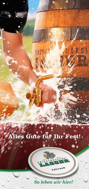 Download - Brauerei Lasser GmbH
