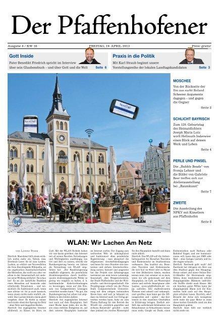 Als Pdf Anschauen Und Lesen Kloster Scheyern