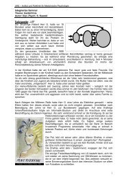 Integriertes Seminar Thema: Gedächtnis Autor: Dipl.-Psych. S ...