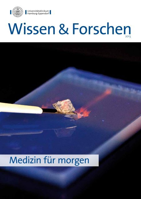 2013 - Universitätsklinikum Hamburg-Eppendorf