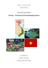 Vietnam - Freiherr-vom-Stein-Schule