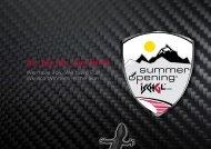 27. bis 30. Juni 2013 - Ischgl