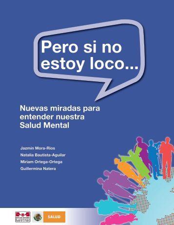 Pero si no estoy loco... - Instituto Nacional de Psiquiatría
