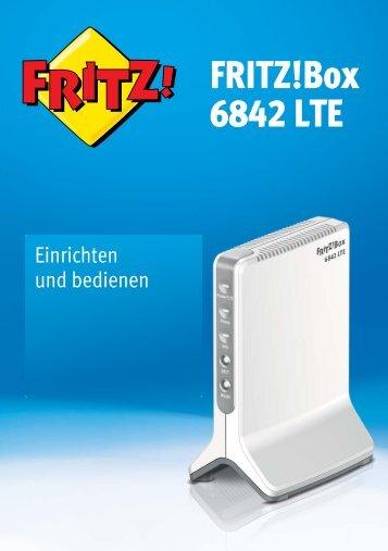 FRITZ!Box 6842 LTE - AVM