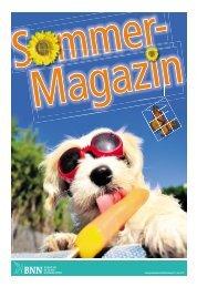 sommer-magazin - Badische Neueste Nachrichten