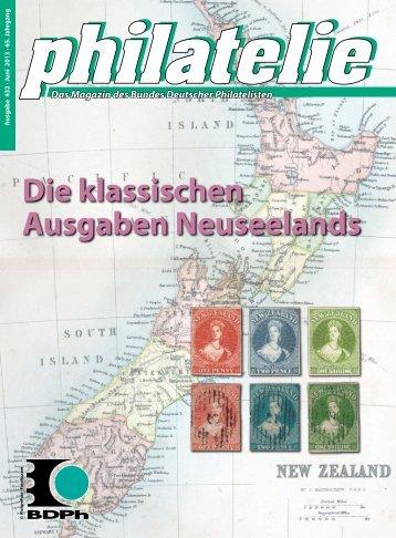 Die klassischen Ausgaben Neuseelands - Bund deutscher ...
