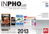 MEDIA INFORMATIONEN - INPHO Imaging & Business