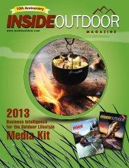 Inside Outdoor 2013 Media Kit