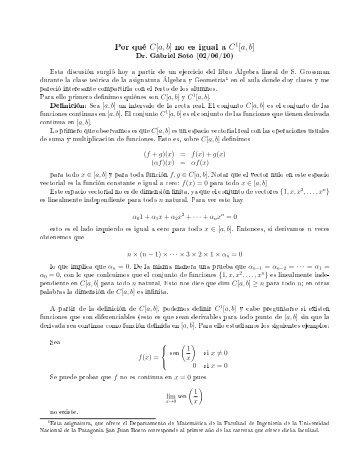 Funciones que son derivables pero que no tienen derivada continua