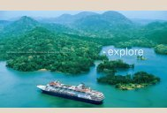 Panama Canal overview - Insight Cruises