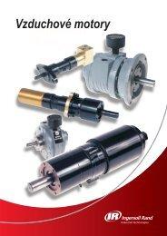 Vzduchové motory - Ingersoll Rand