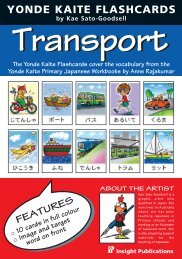 Transport - Insight Publications