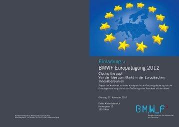 einladung_europatagung 27.11.2012 - Innovators.eu