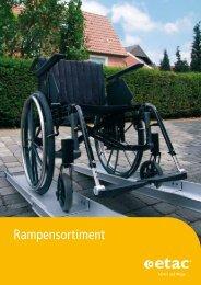 Rampen Katalog (PDF) - Etac