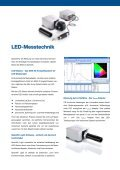 MAS 40 Mini-Array-Spektrometer - Instrument Systems - Seite 3
