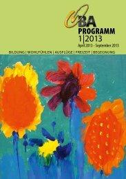 finden Sie die Angebote des OBA-Programms. - Lebenshilfe Erlangen