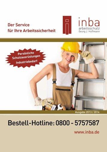 Workwear - inba.de