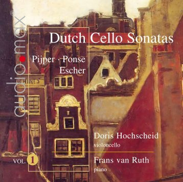 Dutch Cello Sonatas - MDG Dabringhaus und Grimm