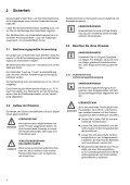Bedienungs- und Montageanleitung - Sieger Heizsysteme GmbH - Seite 4