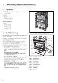 Bedienungs- und Montageanleitung - Sieger Heizsysteme GmbH - Seite 6