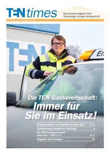 TENtimes Ausgabe 06; 2013 - PDF Download - Teutoburger ...