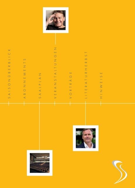 Programmbuch 2013/14 - Tuttlinger Hallen