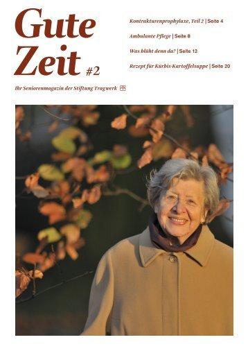 Seite 4 Ambulante Pflege - Stiftung Tragwerk
