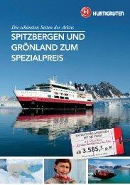 spitzbergen und grönland zum spezialpreis - Zeitraeume-Reisen
